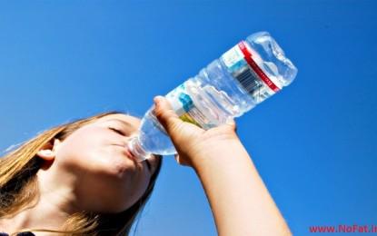 افزایش سوخت و ساز با نوشیدن آب