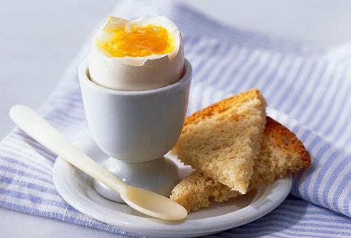 تخم مرغ لاغری