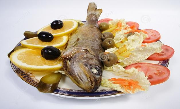 ماهی پروتئین