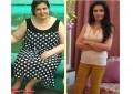 من همان لعيا هستم، 107 كيلو بودم و الان 60 کیلو هستم!