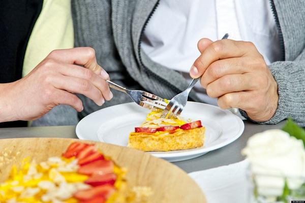 غذا بعد ازدواج