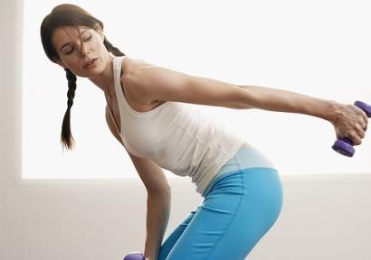 وزنه زدن برای لاغری