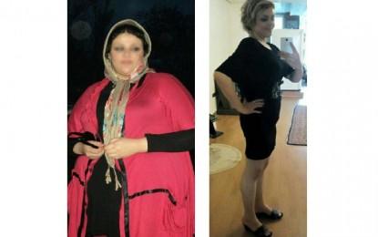 35 تا 50 کیلوگرم اضافه وزن دارم، با چه روشی به وزن نرمال برسم؟
