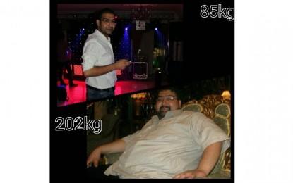 66 تا 80 کیلوگرم اضافه وزن دارم، با چه روشی به وزن نرمال برسم؟