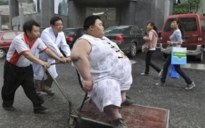 همهگیری چاقی در چین