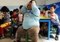 کمک به کاهش وزن دانش آموزان چاق