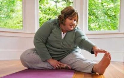 درمان چاقی با ورزش امکان دارد؟