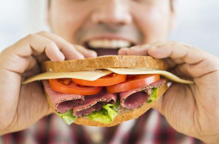 بایدها ونبایدهای غذا خوردن