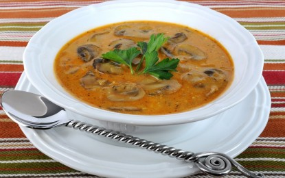 یک سوپ چربی سوز مخصوص شما