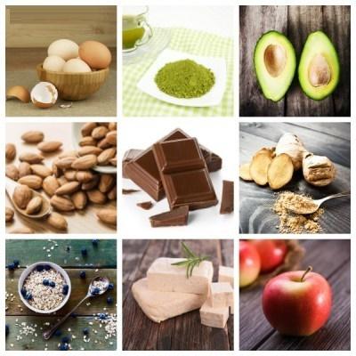 مواد غذایی سالم برای کم کننده اشتها